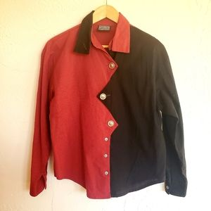 Vintage Western Dress Shirt